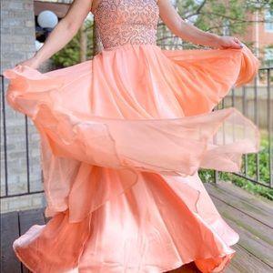 Sherri Hill prom dress Size 6
